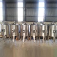 Mixing / blending Tanks